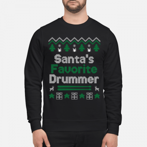 Drummer Christmas Sweater
